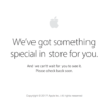 Apple Store Goes Down Ahead of Possible iPad Launch