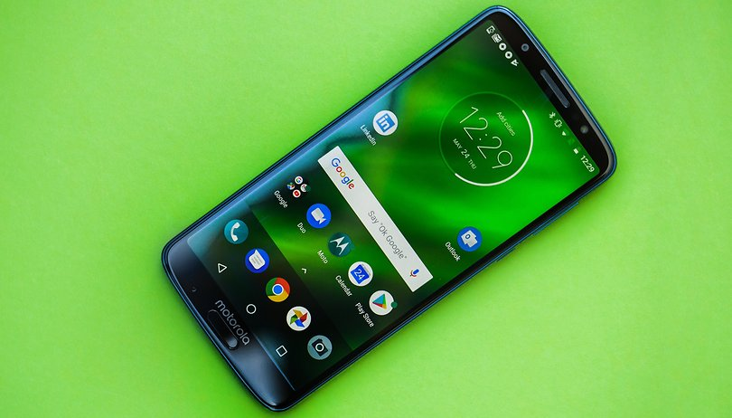 Fix Moto G6 Android 9 Pie Update Lock Screen Issues - Droidhere
