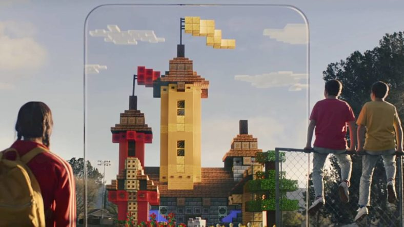 Minecraft Earth now available on the Play Store for pre-registration, new beta wave coming next week